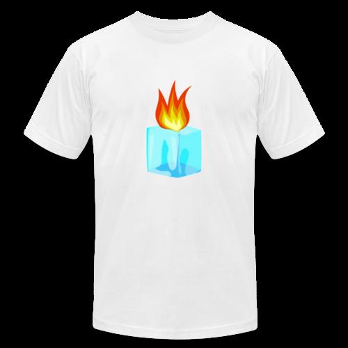 PZKTastic Logo T-Shirt (Get White as the Color) - Men's Fine Jersey T-Shirt