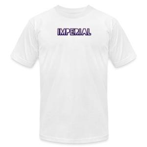 Purple Imperial T-Shirt - Men's Fine Jersey T-Shirt