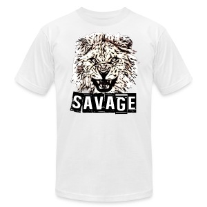 Savage - Men's Fine Jersey T-Shirt