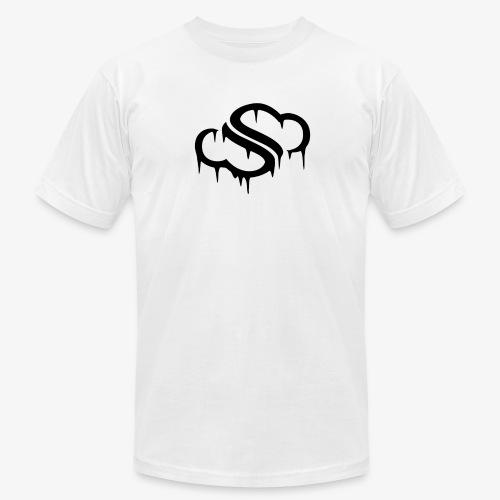 Dripping Cloud - Men's Fine Jersey T-Shirt