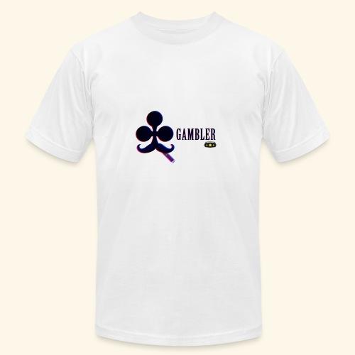Gambler - Men's Fine Jersey T-Shirt