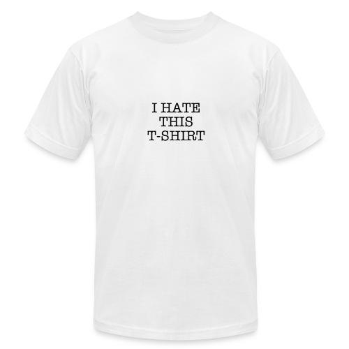 I Hate This T-Shirt - Men's Fine Jersey T-Shirt
