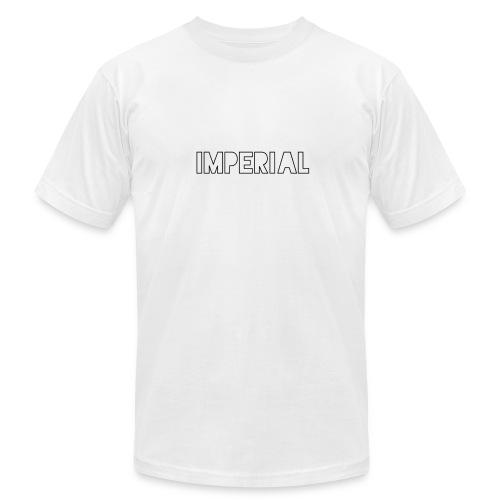 Plain Imperial Logo - Men's  Jersey T-Shirt