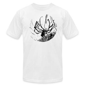 : Kaneki Circle Logo : - Men's Fine Jersey T-Shirt
