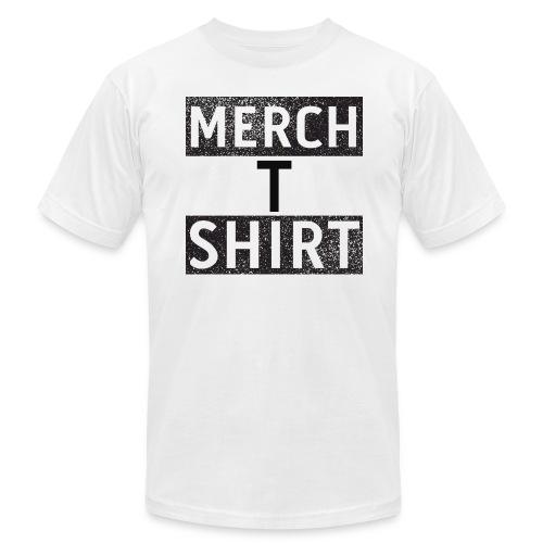 Merch T Shirt - Men's Fine Jersey T-Shirt