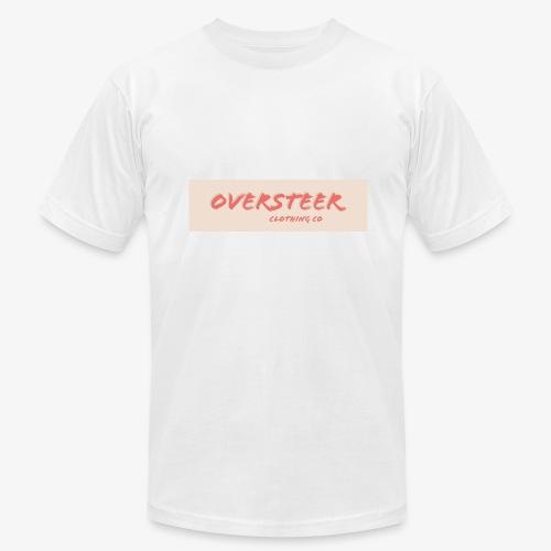 Peach Oversteer - Men's  Jersey T-Shirt