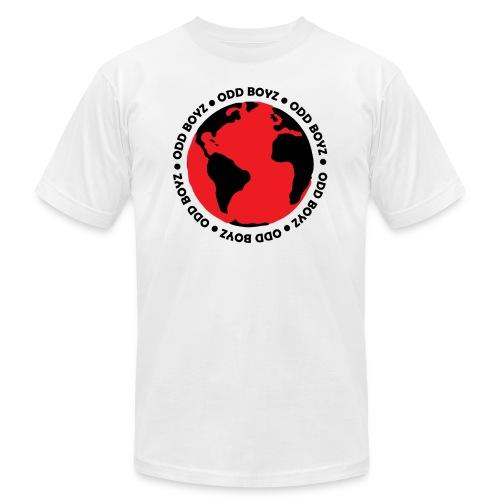 Odd Boyz World - Men's Fine Jersey T-Shirt
