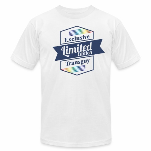 Limited Edition Transguy - Men's Fine Jersey T-Shirt