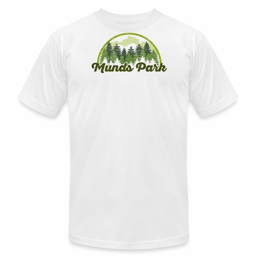 Munds Park Forest - Men's Fine Jersey T-Shirt