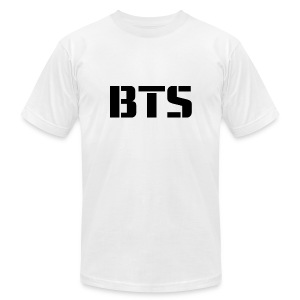 BTS - Men's T-Shirt by American Apparel