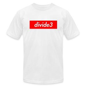 divide3 - Men's Fine Jersey T-Shirt