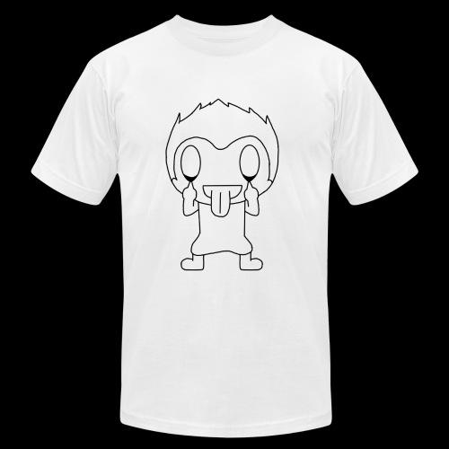 Childish Munki - Men's Fine Jersey T-Shirt