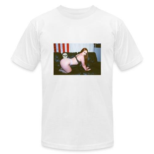 Booty Skull - Men's Fine Jersey T-Shirt