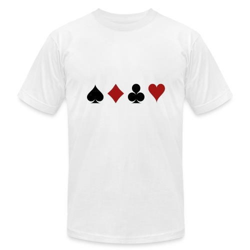 cartes 159600 1280 - T-shirt pour hommes