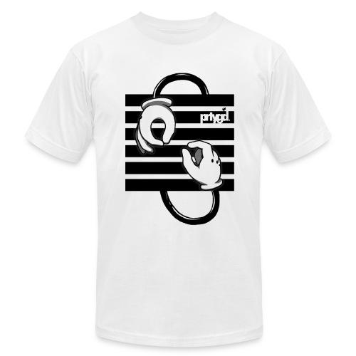pass tha demons - Men's Fine Jersey T-Shirt