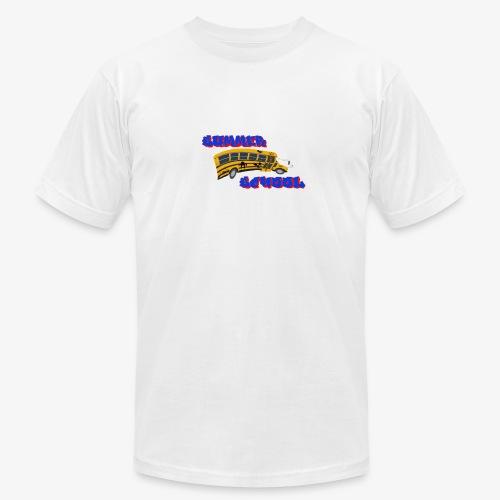 SummerSchoolLOGO - Men's Fine Jersey T-Shirt