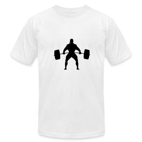 Gym T-Shirt - Men's Fine Jersey T-Shirt