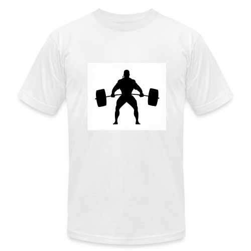 Gym T-Shirt - Men's Fine Jersey T-Shirt
