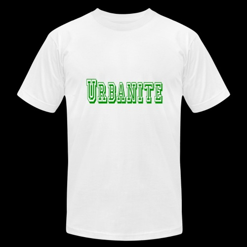 Urbanite football design - Men's Fine Jersey T-Shirt