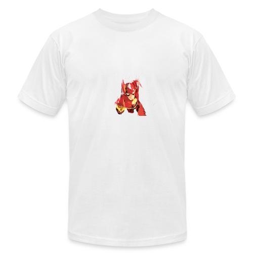 THE FLASH T-SHIRTS - Men's Fine Jersey T-Shirt