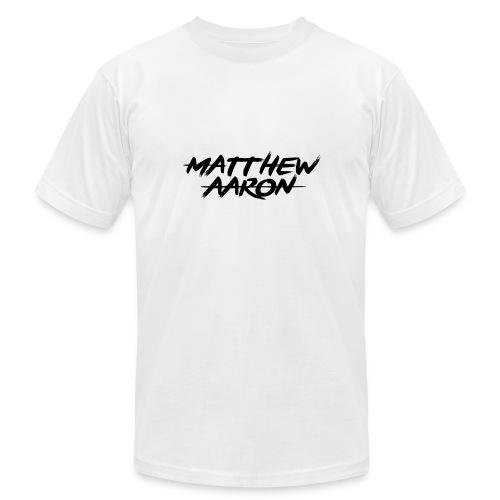 MATTHEWAARON MERCH - Men's Fine Jersey T-Shirt