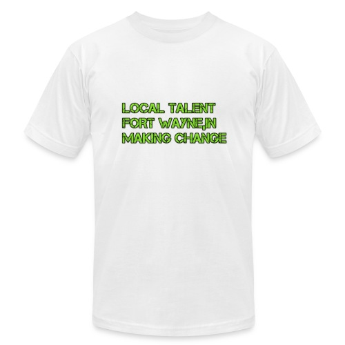 LOCAL TALENT LIMITED EDITION - Men's Fine Jersey T-Shirt