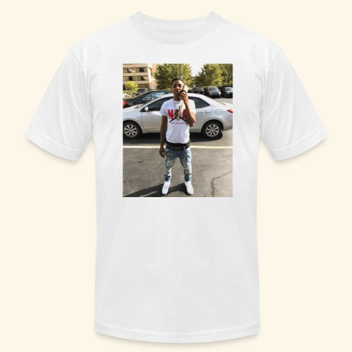 NBA YoungBoy - Men's Fine Jersey T-Shirt