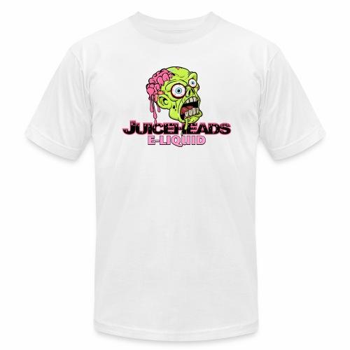 Juiceheads e-Liquid Logo - Men's Fine Jersey T-Shirt