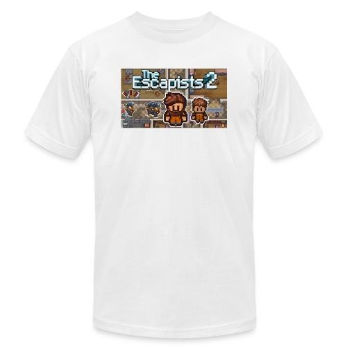 TCN escapists 2 series shirt - Men's Fine Jersey T-Shirt