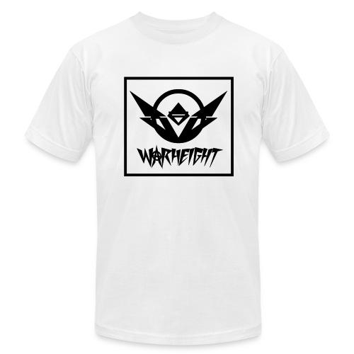 WARHEIGHT - Anarchy Logo - Black - Men's Fine Jersey T-Shirt