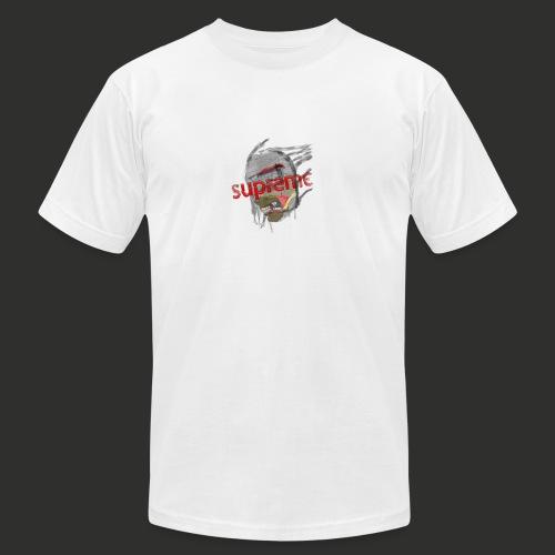 supreme x mummify - Men's Fine Jersey T-Shirt