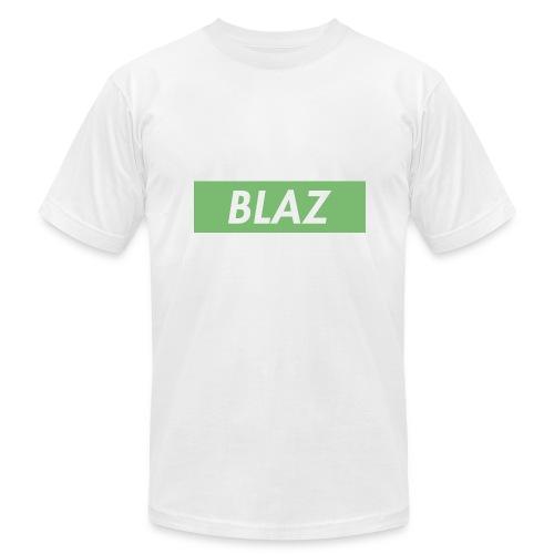 BLAZ LOGO - Men's Fine Jersey T-Shirt