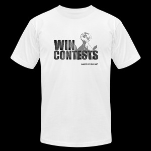 WIN CONTESTS - Men's Fine Jersey T-Shirt