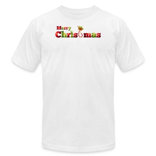 merry christmas - Men's Fine Jersey T-Shirt