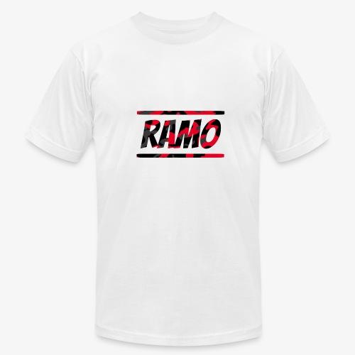 Ramo Red Camo - Men's  Jersey T-Shirt