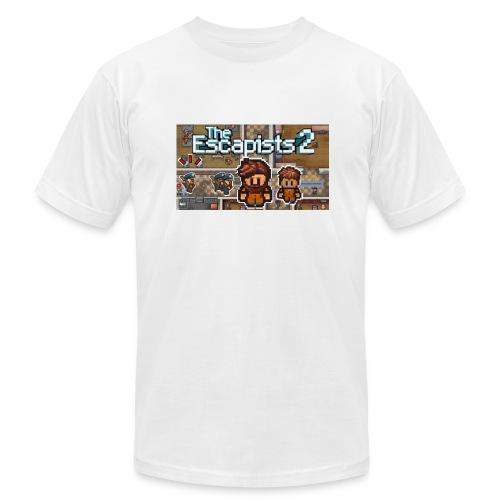 TCN escapists 2 series shirt - Men's  Jersey T-Shirt