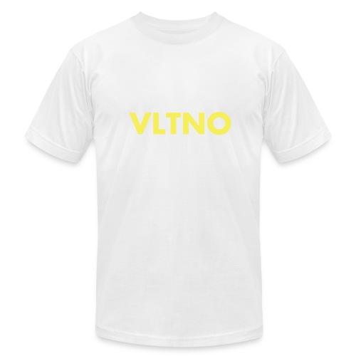 VLTNO LOGO - Men's Fine Jersey T-Shirt