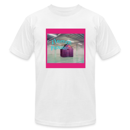 ¡lemon house! - Men's Fine Jersey T-Shirt