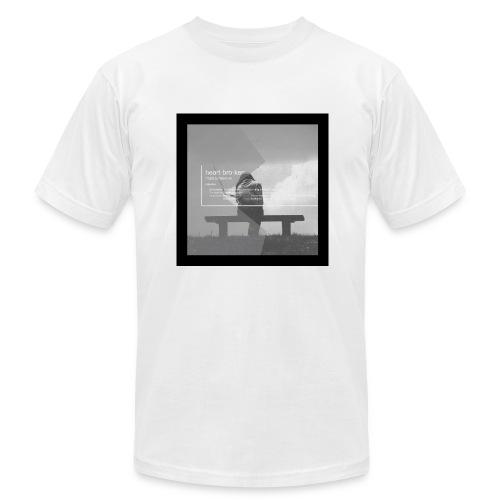 heartbroken - Men's  Jersey T-Shirt