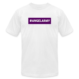 The Angel Army - Men's Fine Jersey T-Shirt