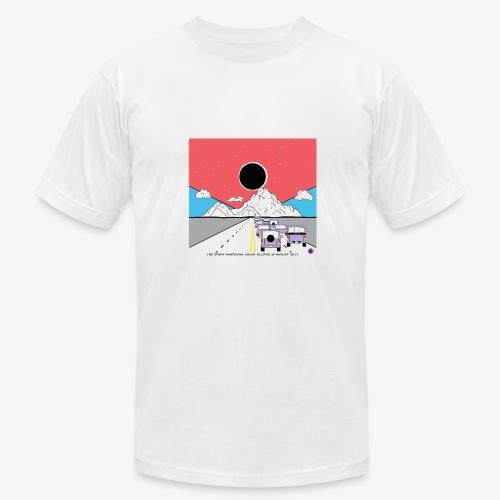 Solar Eclipse - Men's Fine Jersey T-Shirt