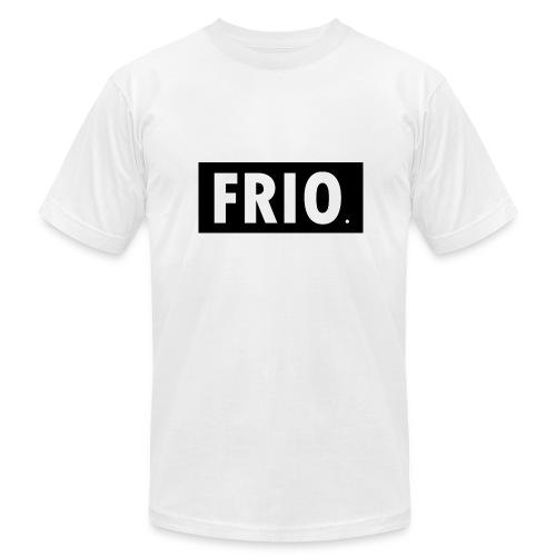 Frio shirt logo - Men's Fine Jersey T-Shirt