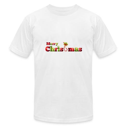 merry christmas - Men's  Jersey T-Shirt