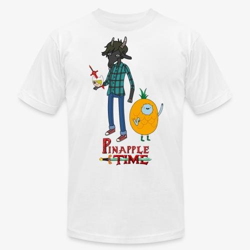 Pinapple Time Inside Joke T-Shirt - Men's Fine Jersey T-Shirt