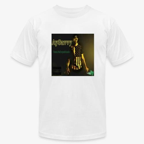 ReaLifeDopeMusic - Men's Fine Jersey T-Shirt