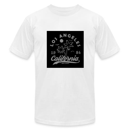 david - Men's Fine Jersey T-Shirt