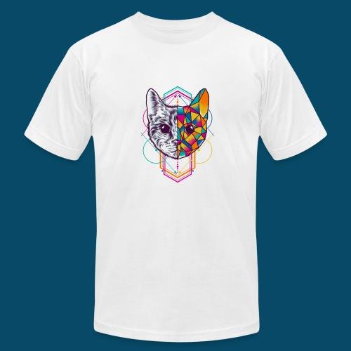 Animal style originates - Men's Fine Jersey T-Shirt