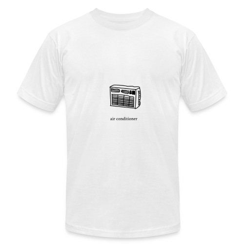 air conditioner - Men's  Jersey T-Shirt