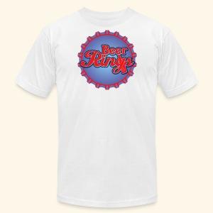 Beer Rings - Men's Fine Jersey T-Shirt