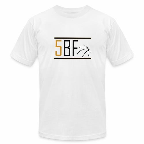 Five Ballers Friends - Men's Fine Jersey T-Shirt